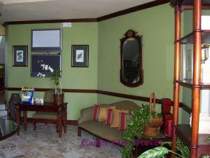 Lobby area at Sandals Inn