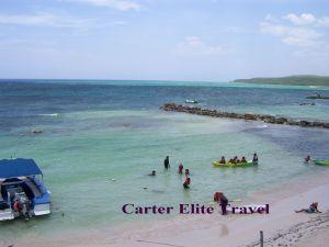 Beach at FDR Resort Jamaica