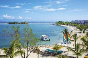 Room view at RIU Montego Bay