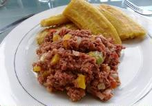 Jamaican Bully Beef