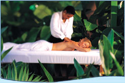 Massage at Grand Lido Braco