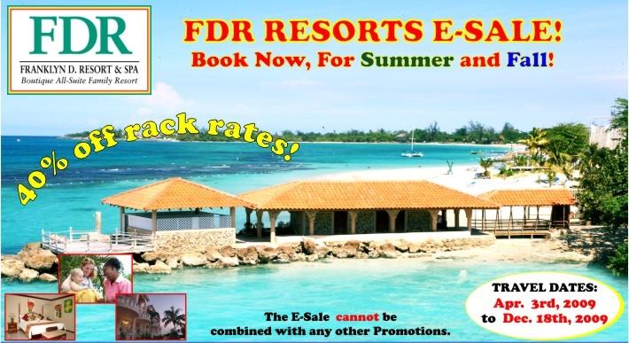 FDR Resorts E-Sale