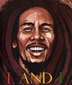 Cover of the book I & I Bob Marley written by Tony Medina
