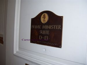 Prime Minister Suite at Couples San Souci