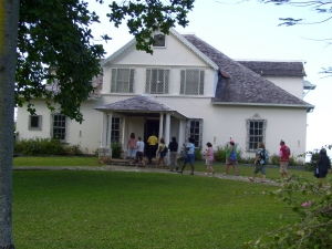Prospect Plantation Home (Museum now)