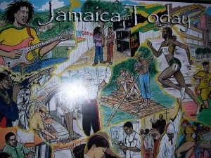 Jamaica Today Mural