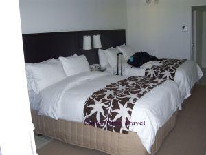 Bedroom at Rose Hall Resort