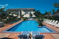 Swimming pool at Decameron Club Caribbean