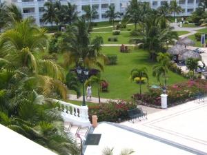 The center of the Gran Bahia Principle