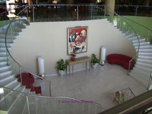 One of the Lobby area at Iberostar