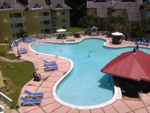 Fresh Water Pool at Crane Ridge Resort