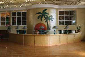 Sunset Resort & Spa Lobby