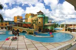 Sunset Resort & Spa Water slide