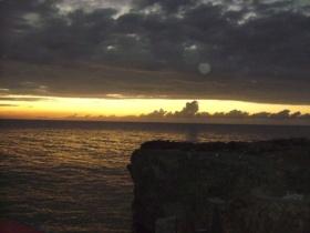 Sunset at Catcha