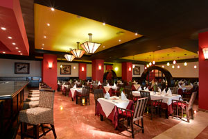 Grand Palladium A La Carte Restaurant
