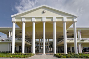 Grand Palladium Entrance
