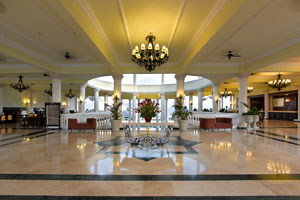 Grand Palladium Lobby
