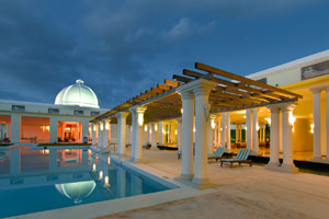 Grand Palladium Spa Pool