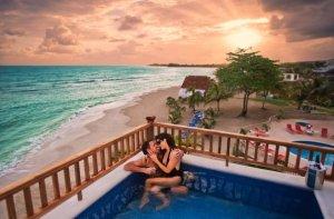 Ocean View Plunge Pool
