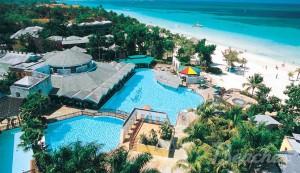 Beaches Negril Pool Area