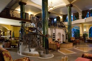 Sandals Dunns River Lobby