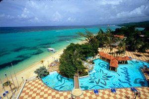Sandals Dunns River Pool