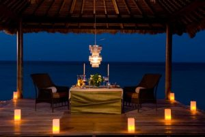 Sandals Ocho Rios Romantic Dining