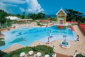 Sandals Ocho Rios Main Pool