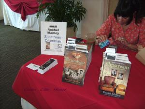 Books written by Rachel Manley on display