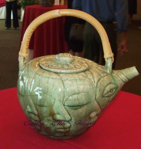 Teapot by Gene Pearson