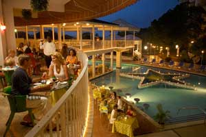 Starfish Terrace Dining