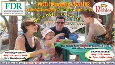 FDR Fall Family Sale