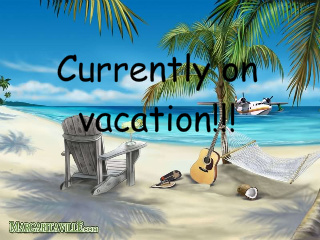 vacation Notice